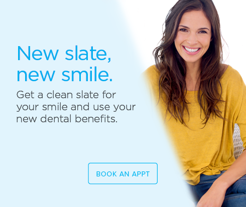 Queen Creek Smiles Dentistry and Orthodontics - New Year, New Dental Benefits