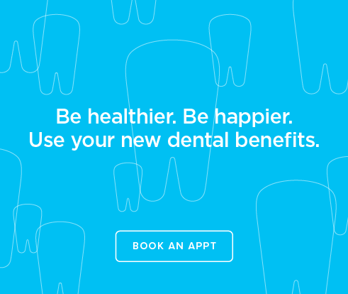 Be Heathier, Be Happier. Use your new dental benefits. - Queen Creek Smiles Dentistry and Orthodontics